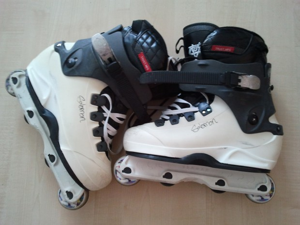 Salomon B Campbell with Carbon plates